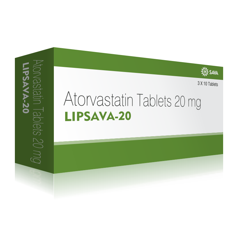Atorvastatin 20 Mg Picture