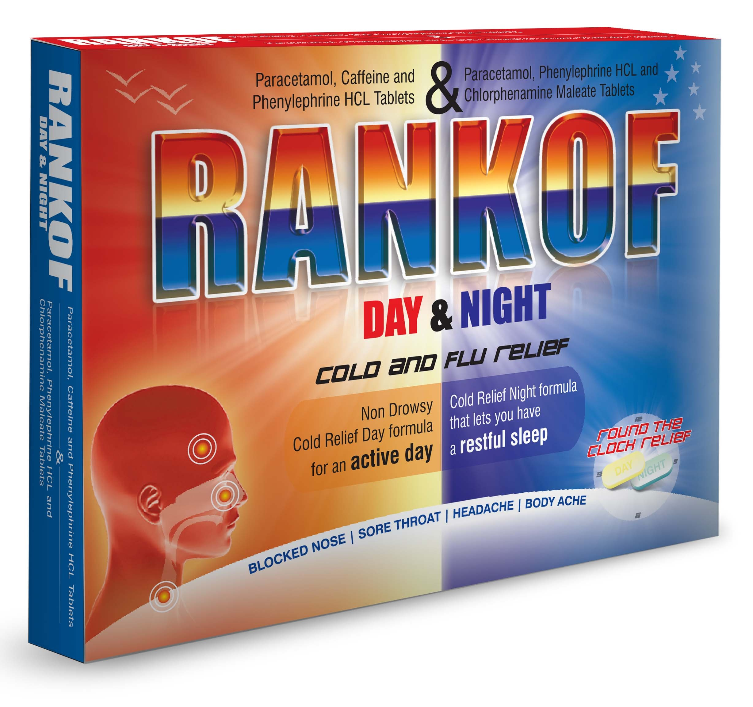 Rankof Day & Night
