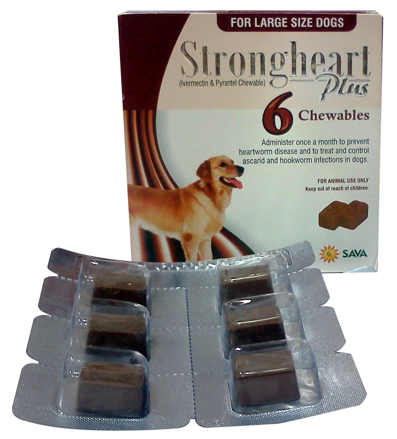 STRONGHEART PLUS(FOR LARGE DOGS)