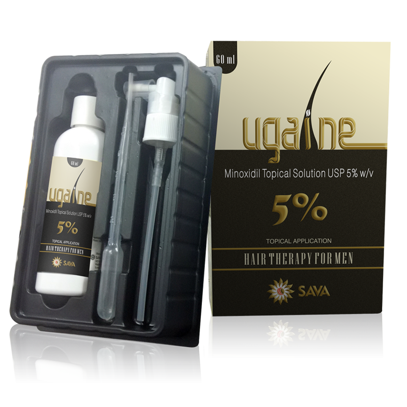 Ugaine Topical Solution 5%