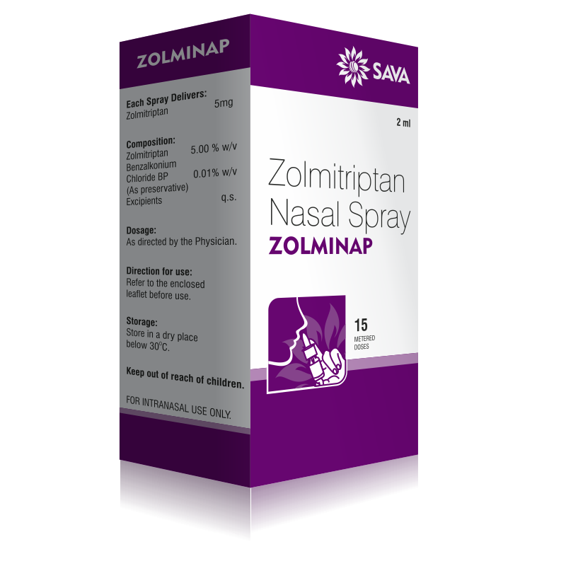 Zolminap NS 15md